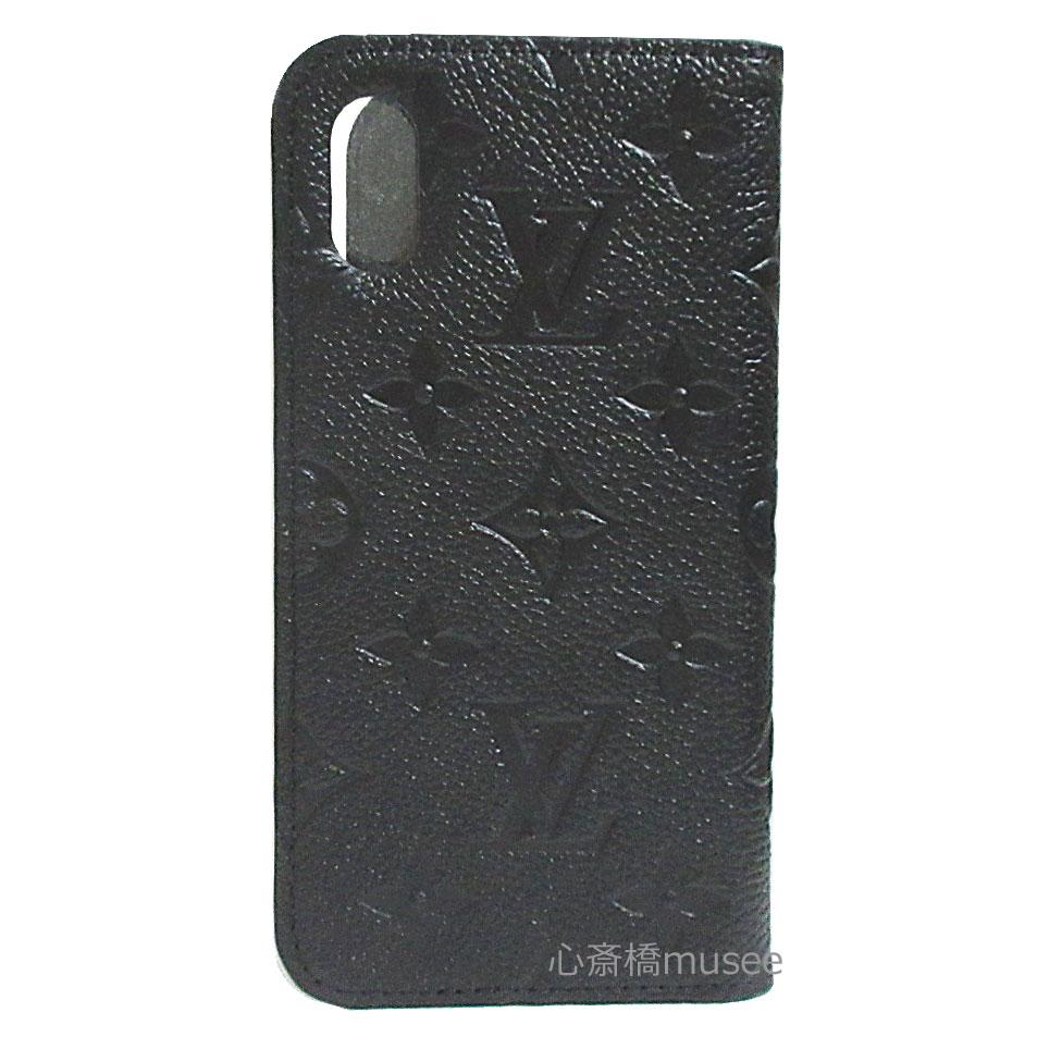 財布・ケース, レディース財布  iphone X 10 10S Black M63586 LOUISVUITTON