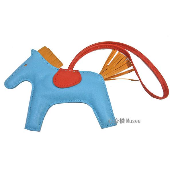 HERMES horse charm HERMES GRIGRI RODEO MM