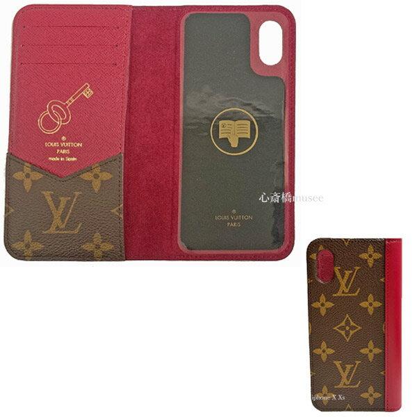 財布・ケース, レディース財布 64()9:595 iphoneX Xs 10 10s M68685 LOUISVUITTON