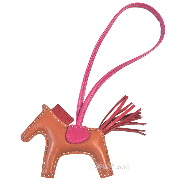 HERMES horse charm GRIGRI RODEO PM HERMES