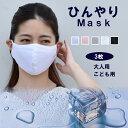 メッシュ二層 冷感マスク マスク 接触冷感 マスク 3枚セット 夏用マスク ひんやり マスク 涼しい 洗えるマスク アイスシルクコットン