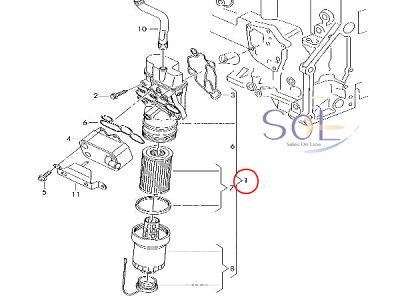 【楽天市場】AUDI A3 純正品 オイルフィルターハウジング(EGオイルフィルタケース/ブラケット