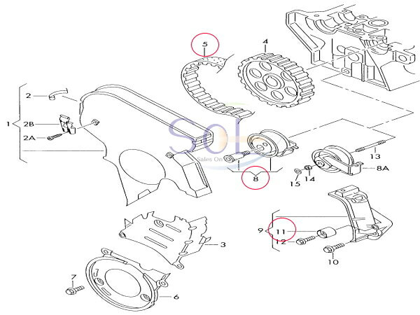 Zafira Fog Light Wiring Diagram