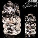 楽天ランキング1位 ガネーシャ 置物 ガネーシャ像 ヒマラヤ水晶 ガネーシュヒマール 水晶 お守り 金運 厄除け 祈願 インドの神様 パワーストーン 天然石 象 1