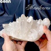 【限定1点モノ】クラスター・原石素晴らしい形状ヒマラヤ水晶(マニカラン産)2540gパワーストーン天然石原石