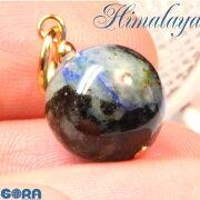 【数量限定】チャームクリエイティブな感性磨く!AAAヒマラヤ産アズロマラカイト(アズライトマラカイト)12mmパワーストーン天然石