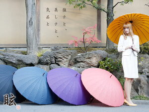 傘 雨傘 超軽量 mabu 超軽量 かさ カサ レディース 男女兼用 眩(mabu)&江戸(Edo) 24本骨...