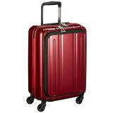EVERWIN機内持込可スーツケースEVERWIN_Front_Open_30L(EW31240)ブラックカーボン/ブルーカーボン/パールダークブルー/ワイン