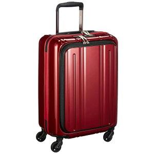 《50mmの大型グリスパックキャスターを採用》EVERWIN 機内持込可スーツケースEVERWIN Front Open 30L(EW31240)ワイン