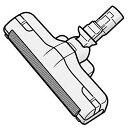 マキタ クリーナー用先端アタッチメント 3点セット (スノーホワイト色) ラウンドブラシ A-65947 + 棚ブラシ A-65931 + フレキシブルホース A-65925 コードレス掃除機