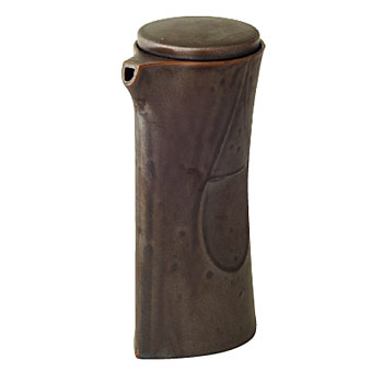 IKORポット型浄水器(陶磁器)古代霞IPJ-002(B)
