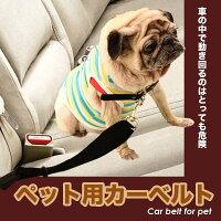 ペットのシートベルト
