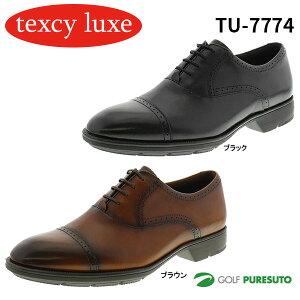 アシックス商事 texcy luxe ビジネスシューズ 3E相当 メンズ TU-7774 [靴]