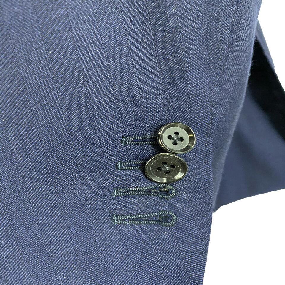 メンズジャケット袖丈詰め本切羽3センチ以内