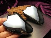 ◆つやつや光沢で鏡のような表面!◆テラヘルツ かっさプレート◆高純度 テラヘルツ鉱石◆縦約70mm×横約50mm◆携帯用ポーチ付き◆パワーストーン◆