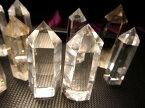 ●【天然透明 水晶ポイント (六角柱)】50グラム-60グラム 極上超透明 手ごろな小さめサイズ 大人気浄化アイテム【ブラジル産】