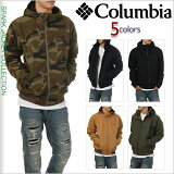 コロンビアジャケットメンズCOLUMBIAICEHILLアイスヒル中綿パーカージャケット大きいサイズ山登りアウトドアストリートファッション黒迷彩紺