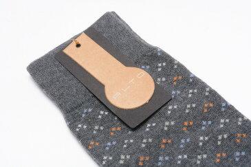 【割引アイテム】アルト ALTO ソックス 靴下 コットン カシミヤ 柄 メンズ ブランド イタリア ギフト プレゼント ラッピング無料