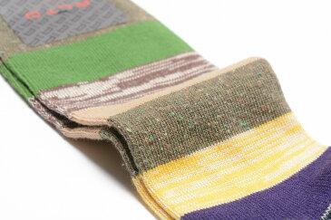 【割引アイテム】アルト ALTO ソックス 靴下 コットン ボーダー柄 メンズ ブランド イタリア ギフト プレゼント ラッピング無料