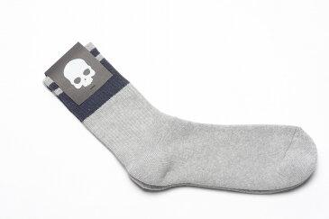 【割引アイテム】HYDROGEN ハイドロゲン ソックス 靴下 コットン メンズ ブランド イタリア ギフト プレゼント ラッピング無料