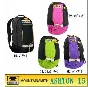 MOUNTAINSMITH/マウンテンスミス バックパック ASHTON 15/40151
