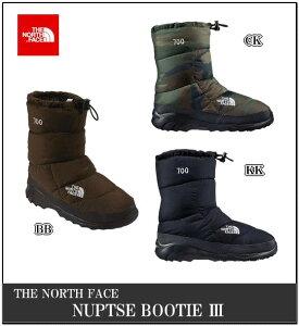 【2010Fall&Winter New! !】THE NORTH FACE/ノースフェイス NUPTSE BOOTIE 3(ヌプシ ブーティー...