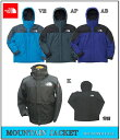【2010 Fall&Winter New!!】【送料無料!!】THE NORTH FACE/ノースフェイス Mountain Jacket(マ...