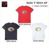 【メール便選択で送料無料】MAMMUT/マムート Seile T-Shirt AF Men(ザイルTシャツ アジアンフィット メンズ)/1041-07630【半袖】