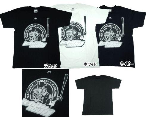 トップス, Tシャツ・カットソー  MM08-MLB-0091 3000T