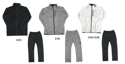 【在庫処分!】オークリー FOA401655,FOA401659 エンハンステックジャージジャケット・パンツ 10.7 [メンズ] 男性用