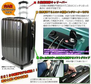 スーツケースレグノライト2016ジャスト型