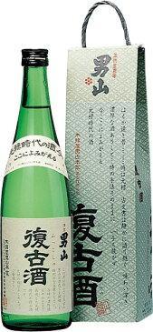 男山 純米 復古酒 720ml【取寄せ】【日本酒/清酒】【四合瓶】【母の日】