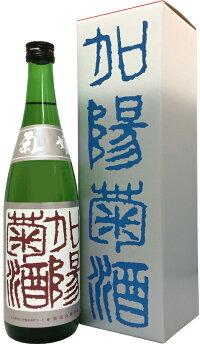 菊姫吟醸加陽菊酒720ml【取寄せ】【箱入】【日本酒/清酒】【四合瓶】【石川】【菊姫合資会社】きくひめかようきくざけ