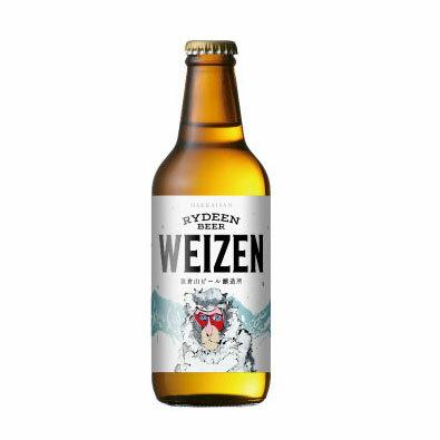 八海山 ライディーンビール(旧・泉ビール)ヴァイツェン 500ml×12本(1ケース)【要冷蔵】【取寄せ】【包装のし非対応】【他商品同梱不可】【クラフトビール】【新潟】【八海醸造】