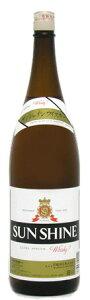 ~地酒蔵が造るウィスキー~サンシャイン ウィスキー 37% 1800ml