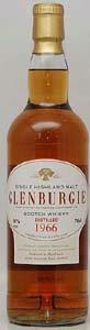 11月13日リリース!GLENURGIE 42Y 50% 700mlグレンバーギー 1966年ゴードン&マクファイル
