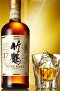 長左ヱ門商店オススメ!! 竹鶴(たけつる)17年 43% 700ml【ウイスキー】ニッカウヰスキー(株...