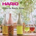 ハリオ 水出しポットフィルターインボトル・エーヌ