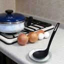 キッチンでも卓上でも自立するので場所をとりません!鍋料理に料理の取り分けに重宝します。たつ...