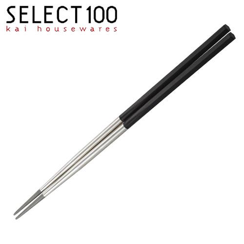 ステンレス 菜箸 33cm DH-3104 セレクト100