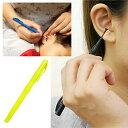 朝日新聞に掲載されました!耳穴のサイズ、耳あかの種類を選ばない新感触のペン型耳かき!新感触...