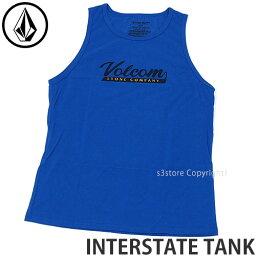 ボルコム VOLCOM インターステート タンク INTERSTATE TANK サーフ アパレル トップス シャツ メンズ インナー SURF カラー:ROY