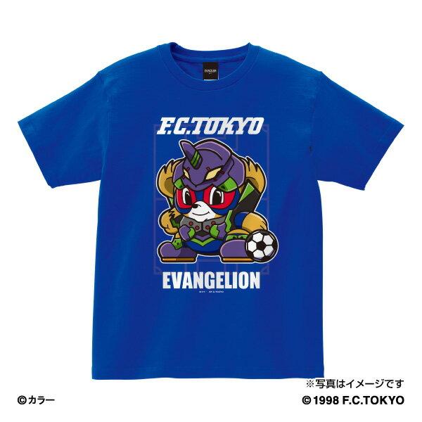 トップス, Tシャツ・カットソー FCEVANGELIONFC T() fc tokyo