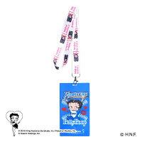 北海道日本ハムファイターズ公認グッズBETTYBOOP™×ファイターズチケットホルダー