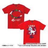広島東洋カープ公認グッズJURASSIC WORLD×カープ Tシャツ(子供用) carp/ジュラシック・ワールド/恐竜/おすすめ