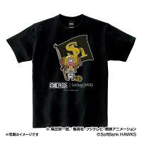 福岡ソフトバンクホークス公認グッズワンピース×ホークスTシャツ(子供用)