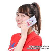 広島東洋カープ公認グッズミニオン×カープiPhoneクリアケース2018
