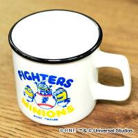 北海道日本ハムファイターズ公認グッズミニオン×ファイターズマグカップ2018