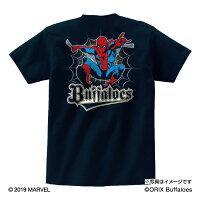 オリックス・バファローズ公認グッズMARVEL/バファローズTシャツ