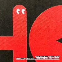 広島東洋カープ公認グッズカープ×パックマンコラボシルクスクリーンポスター(クラシック)PAC-MANCARPおすすめ人気野球応援グッズ